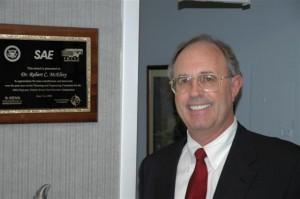 Dr. Robert McElroy