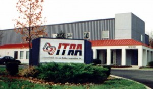 Internaitonal Tire and Rubber Association in Louisville, KY.  ITRA has now merged into TIA - Tire Industry Association.
