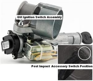 GM Ignition Switch Turns OFF