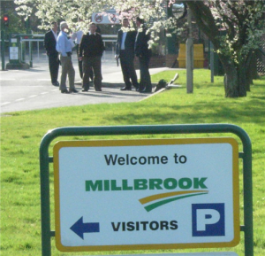 Millbrook GM European Proving Grounds