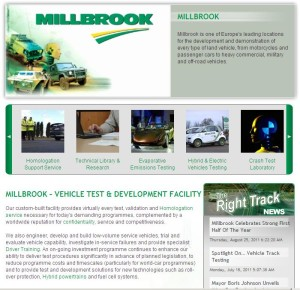 Millbrook Overview