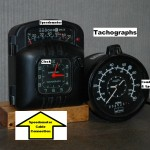 Tachographs provide data about vehicle operation
